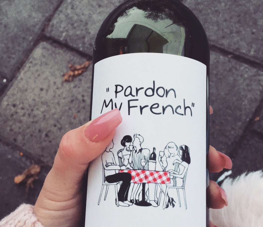 Pardon my føkking french