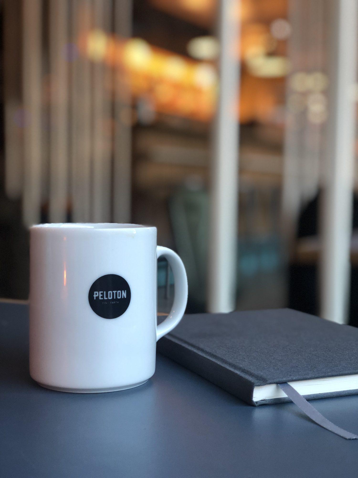 En kopp kaffe, takk!